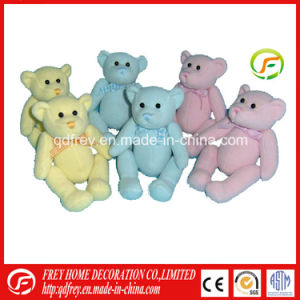 Hot Sale Plush Bear Toy with Moveable Arm Leg pictures & photos