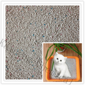 Clumping Bentonite Cat Litter pictures & photos