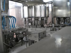 Automatic Filling Machine 3000-6000bottles/Hours pictures & photos