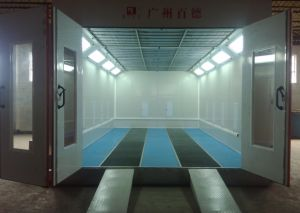 Car Care Equipment Spray Booth Economical Type Special Offer pictures & photos