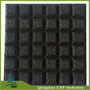 Outdoor Rubber Flooring Tile pictures & photos
