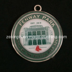 Products with Soft Enamel Round Shaped Medal pictures & photos