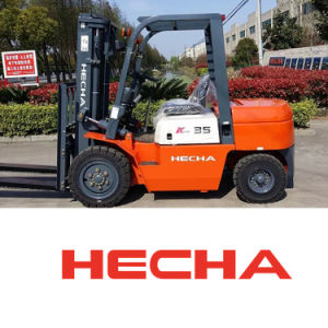Ce Approved Heli 3.5 Ton Diesel Forklift on Sale pictures & photos