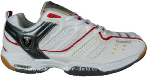 Mens Badminton Indoor Court Shoes Tennis Footwear (815-2276) pictures & photos