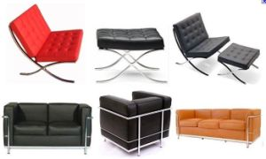 Modern Design LC2 One-Seater Sofa pictures & photos