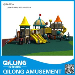 Outdoor Playground Toys (QL14-103A) pictures & photos