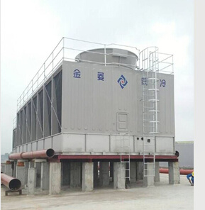 FRP CTI Certified Rectangular Cooling Tower Cross Flow Cooling Tower Jnt-250-8 pictures & photos