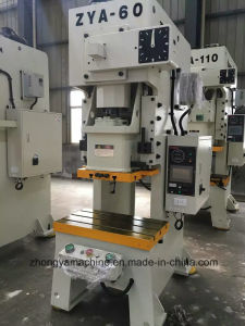 Good quality and High Precision Power Press Machine Zya-80ton pictures & photos