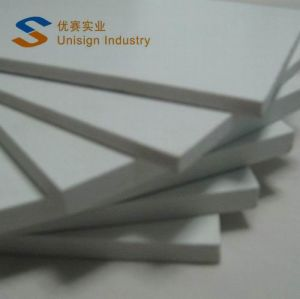 Fire Resistance PVC Celuka Foam Board/Sheet (UFS17) pictures & photos