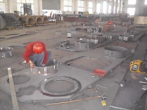 Steel Structure Fabrication Crane Parts (36) pictures & photos