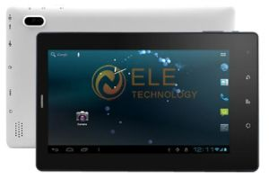 7 Inch Allwinner A10 Android 4.0 Capacitive Touch Panel 3G WCDMA / GSM Tablet PC