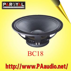 Single Eighteen Inch Bc18 Woofer