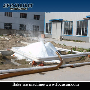 304 Stainless Steel Sea Water Flake Ice Plant pictures & photos