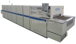 Ce Approved, Hsk6305-0711 Conveyor Belt Furnace for Electronic Components pictures & photos