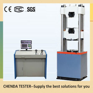 2000kn Computer Servo Control Hydraulic Universal Testing Machine pictures & photos