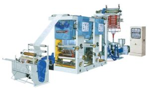 Plastic Bag Making Machine for Shopping Bag pictures & photos
