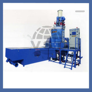 EPS Batch Foaming Pre-Expander Machine with CE pictures & photos