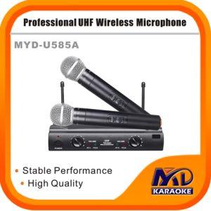 Home KTV Karaoke Wireless Microphone pictures & photos