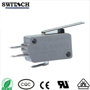SGS Electronic Micro Miniature Snap Action Switch with 5A/10A/16A