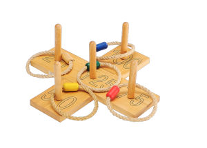 Wooden Throw and Loop Game Chess Game (CB2280) pictures & photos