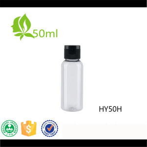 50ml Empty Pet Plastic Bottle with Filp Top Cap Bottle Cap pictures & photos