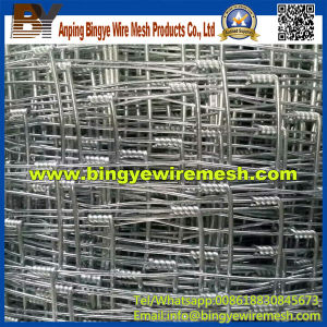 Wire Mesh Cattle Fence in China for USA pictures & photos