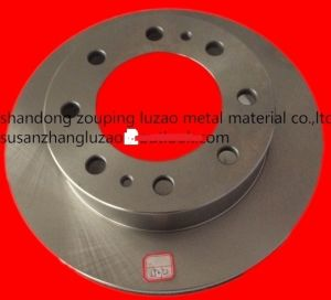 High Quality Brake Disc of Amico# 55072, OE 18060654