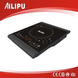 ETL Approval Portable Touch Control Induction Cooker, Induction Cooktop (SM15-A49) pictures & photos