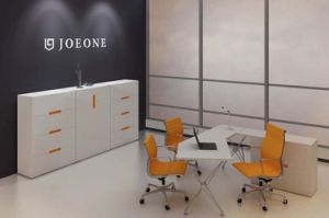 Metal Lateral Filing Cabinet with 4 Drawers (iCab-4DRD) pictures & photos