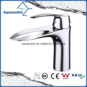 Bathroom Brass Basin Tap Mixer Faucet (AF6805-6) pictures & photos