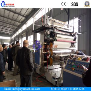 Imitated PVC Marbleized Household Wall Panel Extrusion Machine pictures & photos