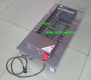 Rotary Steak Grill Machine Electric Grill Machine Gas BBQ Grill Machine pictures & photos