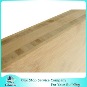 Carbonized/Caramel Color Multilayer Flat H Plate Bamboo Panel 16-18mm pictures & photos
