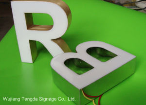 LED Epoxy Resin Letter