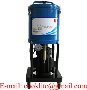 Electric Lubrication Pump Oil Grease Dispenser 25L 220V/380V pictures & photos