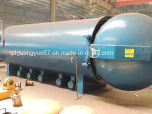 Electricity Steam Vulcanizing Vessel for Tyre Renovating pictures & photos
