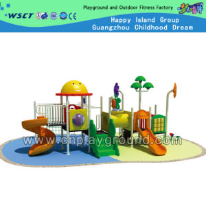 High Quality Playground Slide Combination Equipment for Kids (HD-2801) pictures & photos
