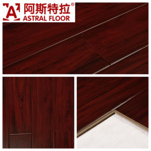 Great U Groove High Gloss 12mm Laminate Flooring pictures & photos