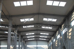 Color Steel Sheet Worshop (sandwich panel) pictures & photos