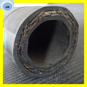 Wire Braid Hydraulic Oil Rubber Hose 2sn 2sc Flexible Hose pictures & photos