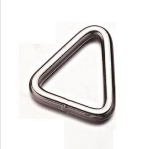 Stainless Steel Triangle Ring Hardware pictures & photos