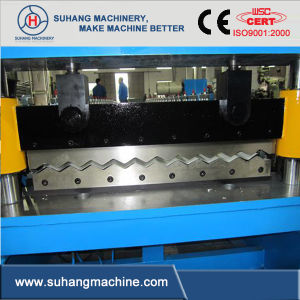 Chain Drive Corrugated Roll Forming Machine pictures & photos