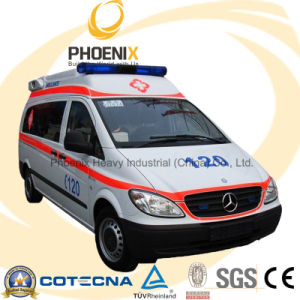 Mercedes-Benz Intensive Care Ambulance Low Price pictures & photos
