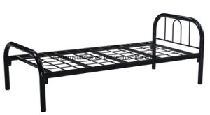 Metal Single Bed for School and Hospital pictures & photos