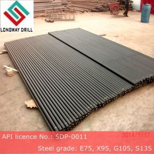 Water Well Drill Pipe and Oil Well Drill Pipe Factory