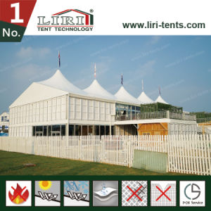 Double Decker Advertising Tent for PGA pictures & photos