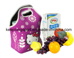 Full Colors Neoprene Picnic Bag with Handle pictures & photos