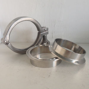 "4"" Stainless Steel AISI304 Clamp Ferrule pictures & photos"
