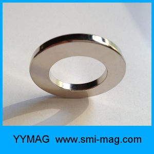 Rare Earth Material N52 Permanent Neodymium Ring Magnet for Phone Holder pictures & photos