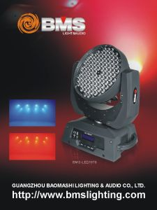 108 LED Moving Head Wash Light (BMS-LED1679)